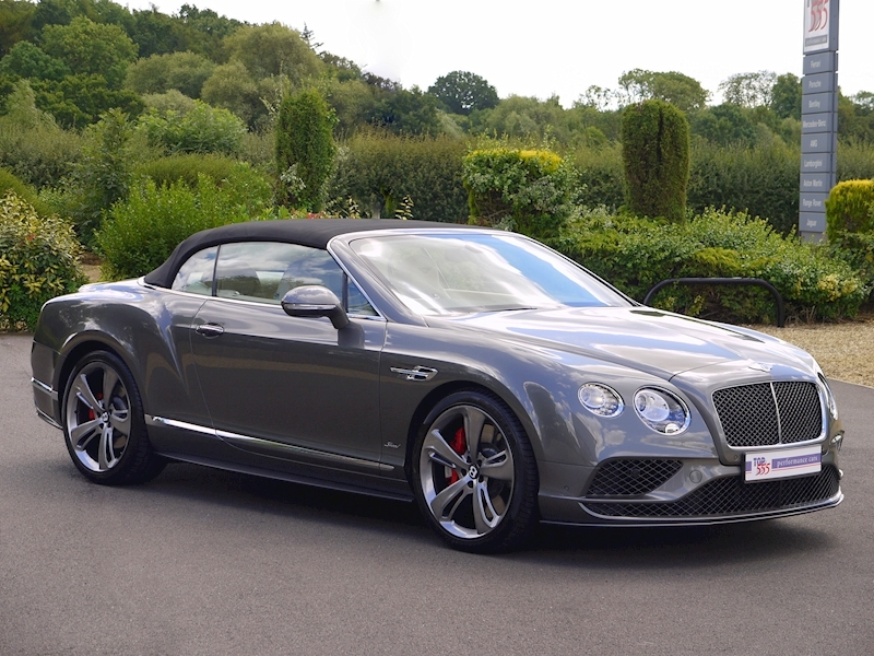 Bentley Continental GT Speed Convertible - Large 26