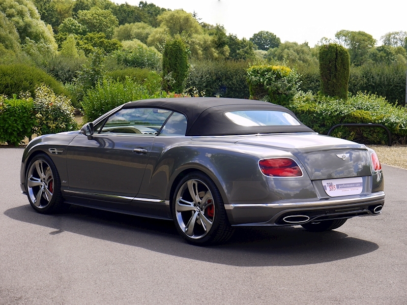 Bentley Continental GT Speed Convertible - Large 29
