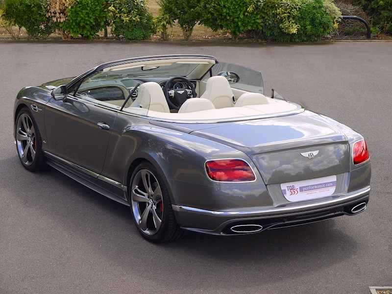 Bentley Continental GT Speed Convertible - Large 30