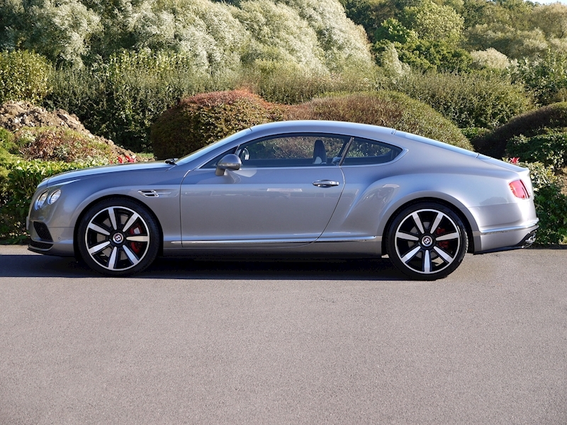 Bentley Continental GT 4.0 V8S Mulliner - Large 2