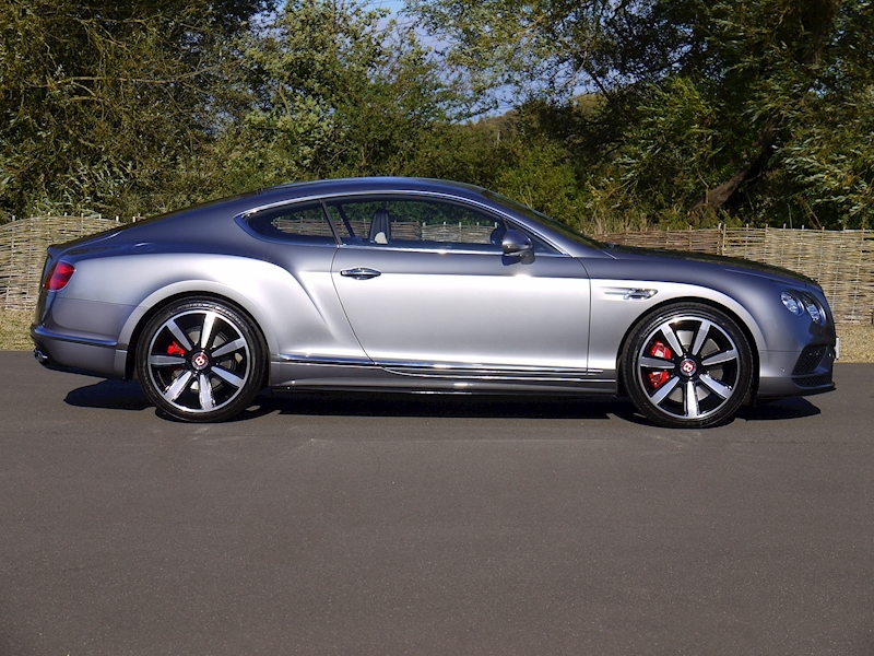 Bentley Continental GT 4.0 V8S Mulliner - Large 15