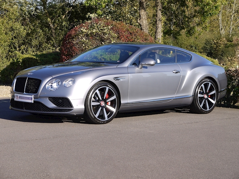 Bentley Continental GT 4.0 V8S Mulliner - Large 16