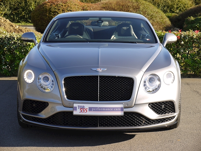 Bentley Continental GT 4.0 V8S Mulliner - Large 18
