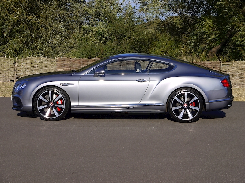 Bentley Continental GT 4.0 V8S Mulliner - Large 19