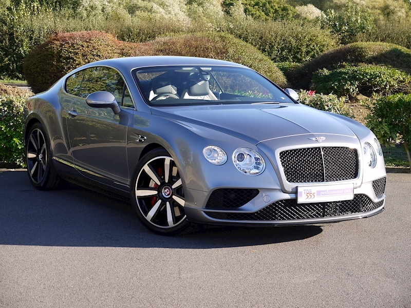 Bentley Continental GT 4.0 V8S Mulliner - Large 21