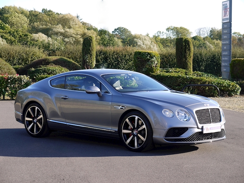 Bentley Continental GT 4.0 V8S Mulliner - Large 28