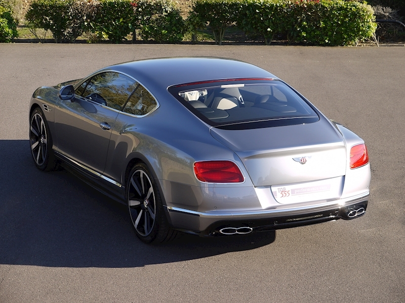 Bentley Continental GT 4.0 V8S Mulliner - Large 29