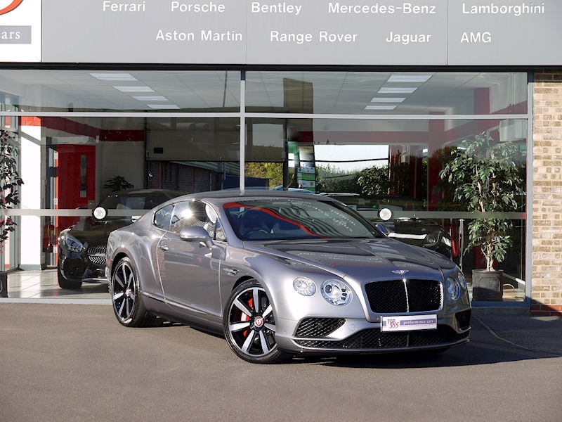 Bentley Continental GT 4.0 V8S Mulliner - Large 31