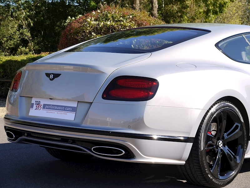 Bentley Continental GT 6.0 Speed - Large 8