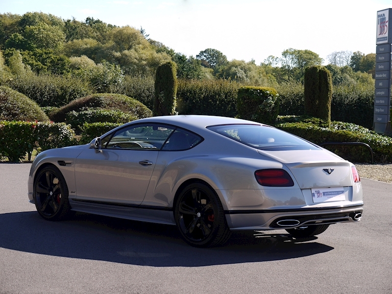 Bentley Continental GT 6.0 Speed - Large 27