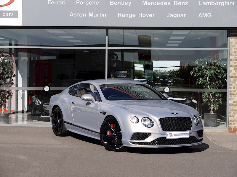 Bentley Continental GT 6.0 Speed - Large 29