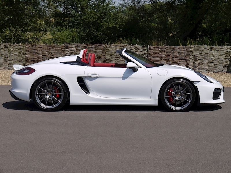 Porsche Boxster Spyder (981) 3.8 Manual - Large 22