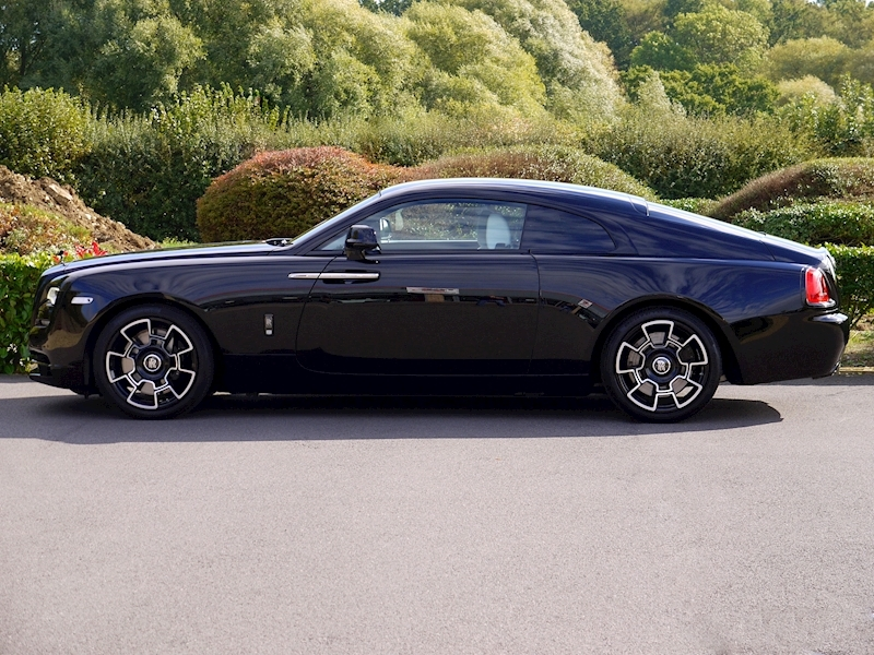 Rolls-Royce Wraith 'Black Badge' - Large 3