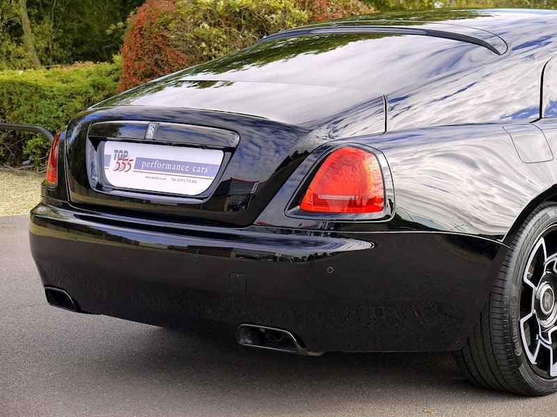 Rolls-Royce Wraith 'Black Badge' - Large 17