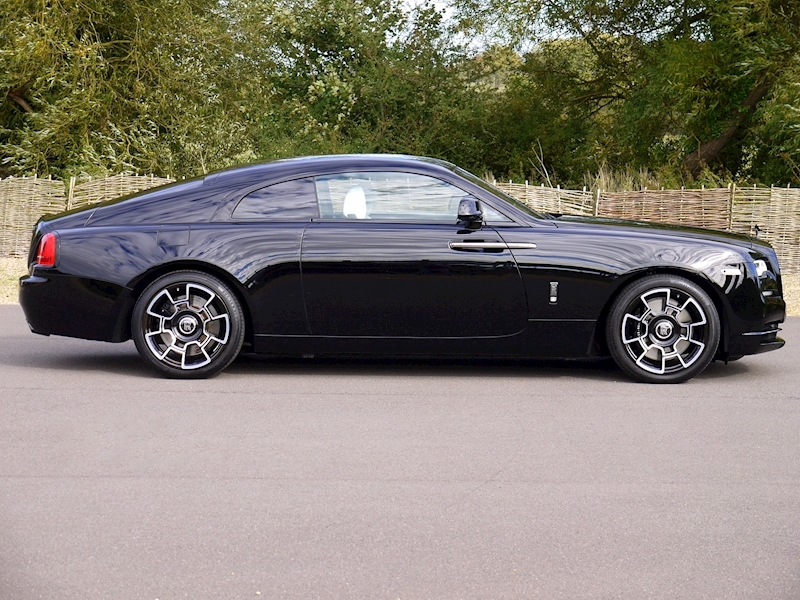 Rolls-Royce Wraith 'Black Badge' - Large 21