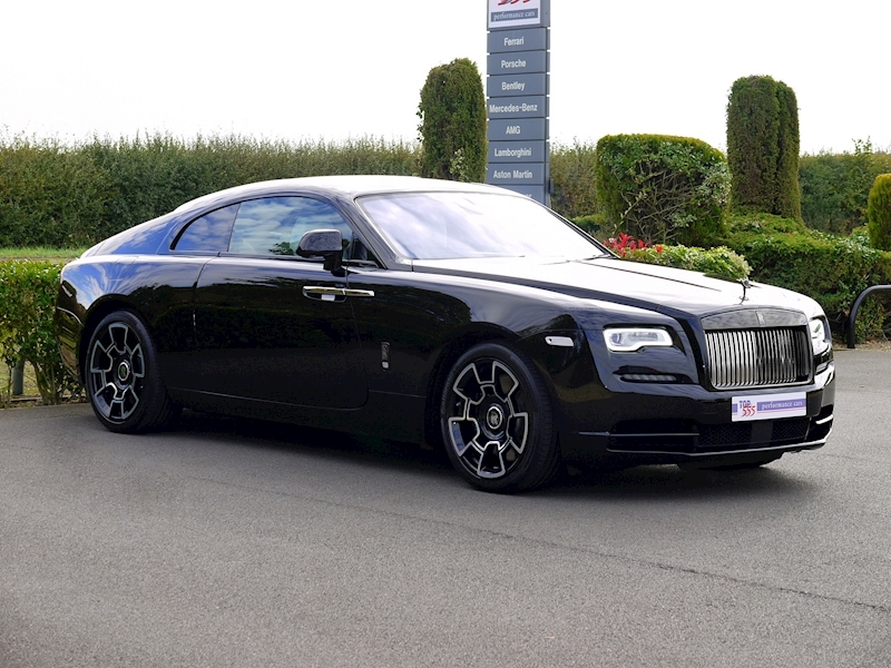 Rolls-Royce Wraith 'Black Badge' - Large 25