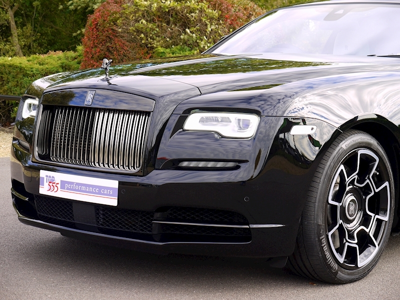 Rolls-Royce Wraith 'Black Badge' - Large 26