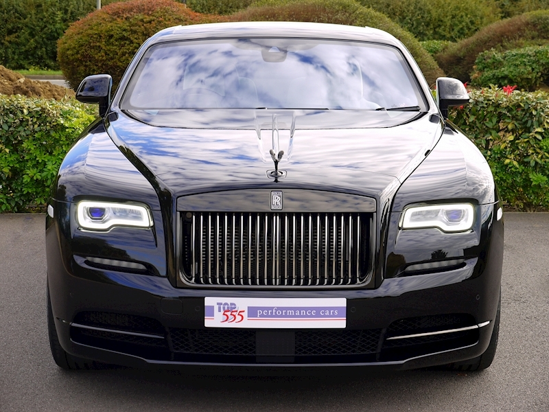 Rolls-Royce Wraith 'Black Badge' - Large 27