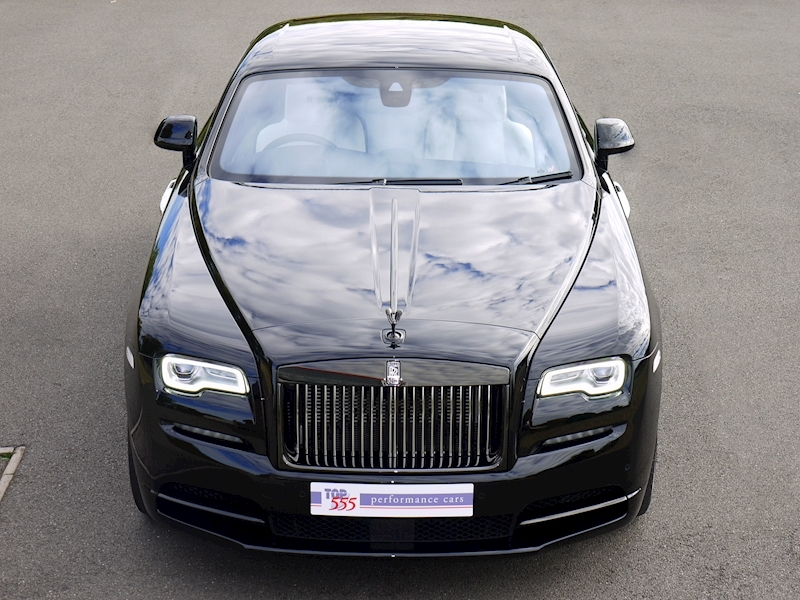Rolls-Royce Wraith 'Black Badge' - Large 32