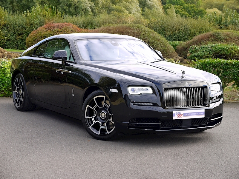 Rolls-Royce Wraith 'Black Badge' - Large 35