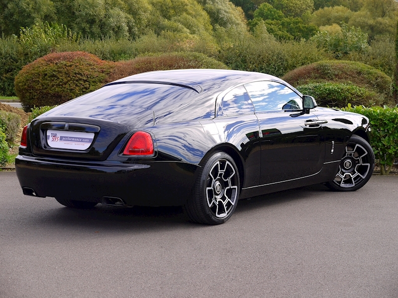 Rolls-Royce Wraith 'Black Badge' - Large 37