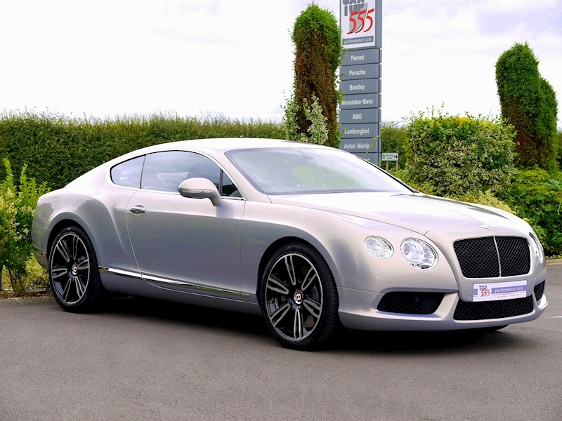 Bentley Continental GT Coupe 4.0 V8 2dr Auto - Large 10
