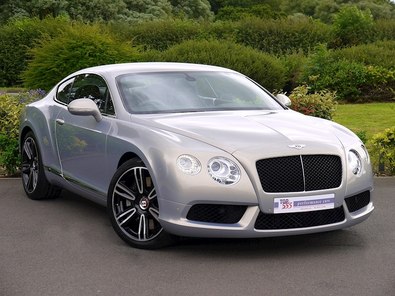 Bentley Continental GT Coupe 4.0 V8 2dr Auto - Large 13