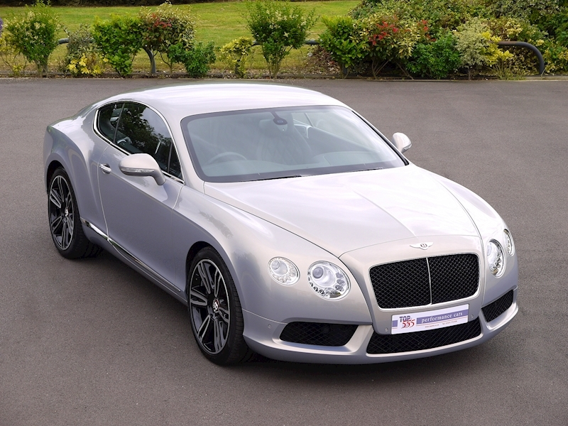 Bentley Continental GT Coupe 4.0 V8 2dr Auto - Large 0