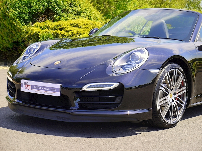 Porsche 911 (991) Turbo Cabriolet 3.8 PDK - Large 12