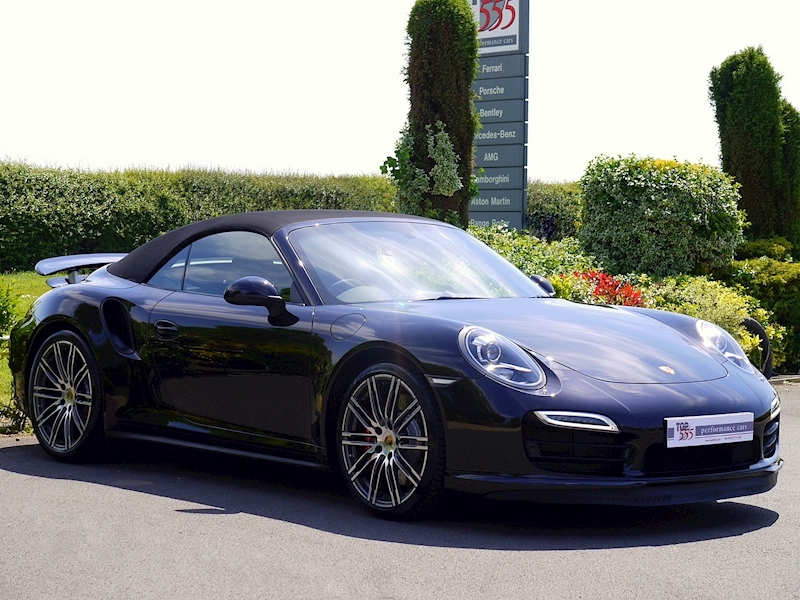 Porsche 911 (991) Turbo Cabriolet 3.8 PDK - Large 13