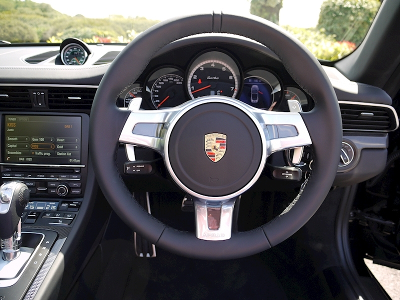 Porsche 911 (991) Turbo Cabriolet 3.8 PDK - Large 17