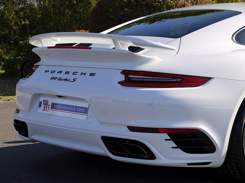 Porsche 911 (991.2) Turbo S 3.8 Coupe PDK - Large 9