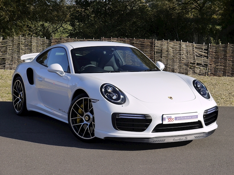 Porsche 911 (991.2) Turbo S 3.8 Coupe PDK - Large 19