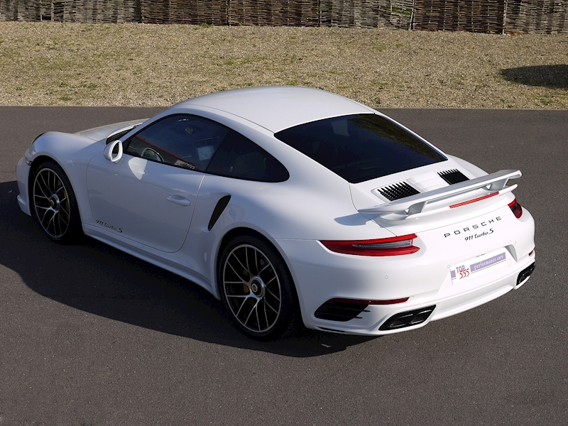 Porsche 911 (991.2) Turbo S 3.8 Coupe PDK - Large 25