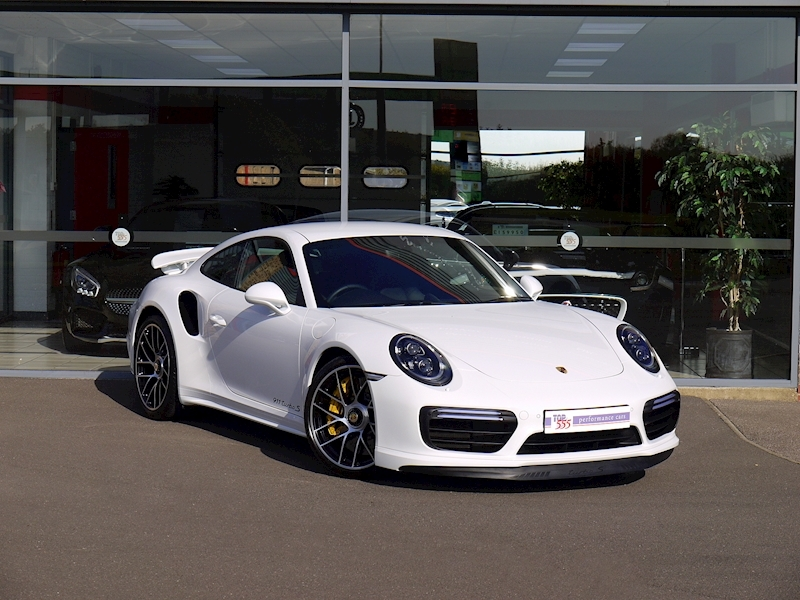 Porsche 911 (991.2) Turbo S 3.8 Coupe PDK - Large 26