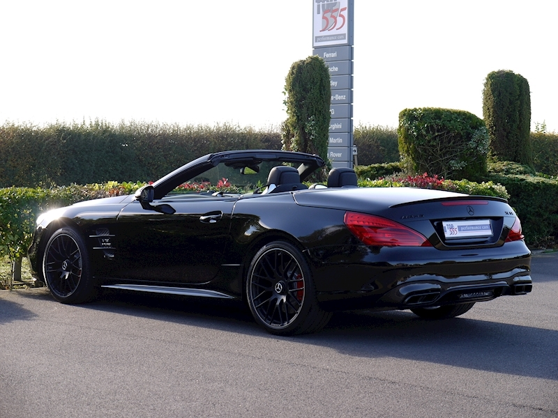 Mercedes SL65 AMG 6.0 V12 Bi-Turbo - Large 2