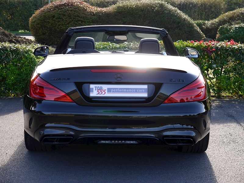 Mercedes SL65 AMG 6.0 V12 Bi-Turbo - Large 3
