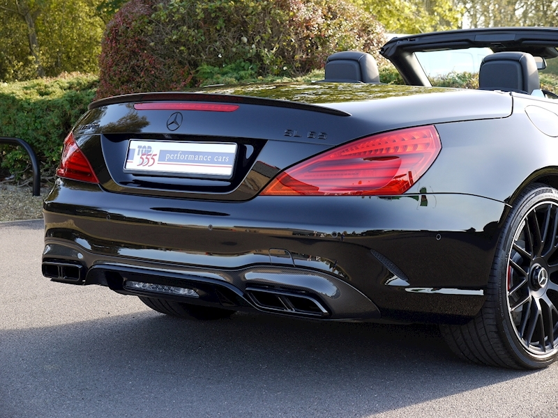 Mercedes SL65 AMG 6.0 V12 Bi-Turbo - Large 4