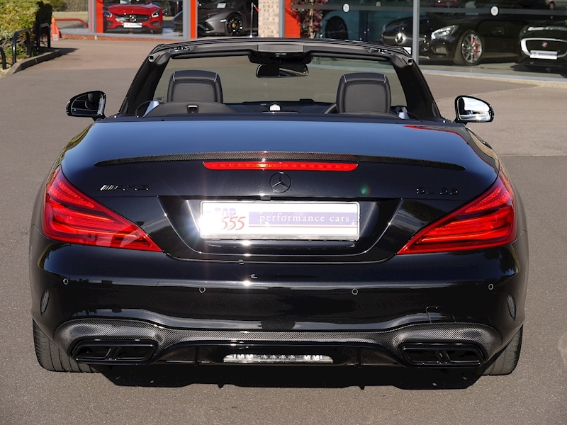 Mercedes SL65 AMG 6.0 V12 Bi-Turbo - Large 13
