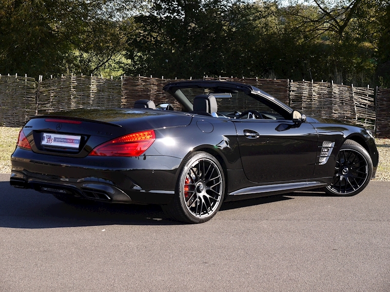 Mercedes SL65 AMG 6.0 V12 Bi-Turbo - Large 23