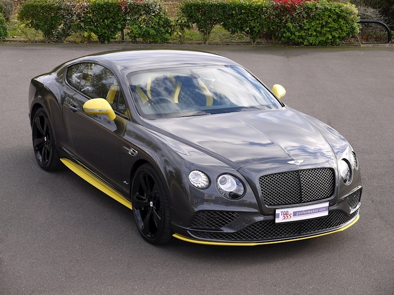 Bentley Continental GT 6.0 Speed - Black Edition - Large 0