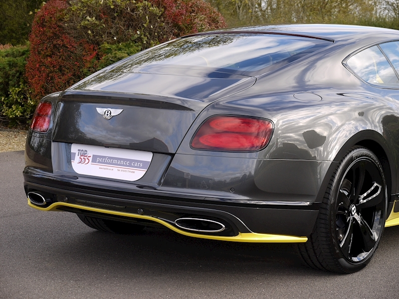 Bentley Continental GT 6.0 Speed - Black Edition - Large 15