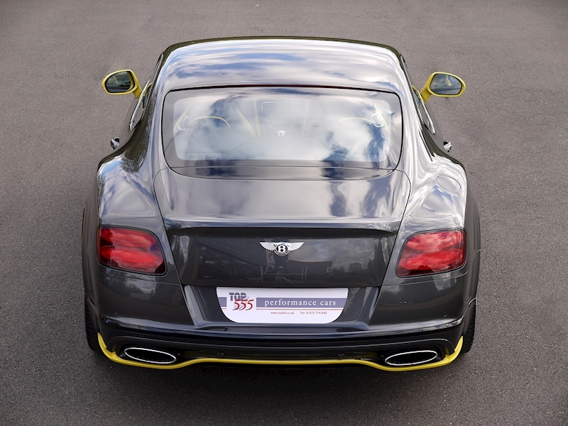 Bentley Continental GT 6.0 Speed - Black Edition - Large 19