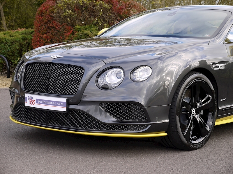 Bentley Continental GT 6.0 Speed - Black Edition - Large 24