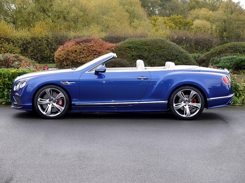 Bentley Continental GT Speed 6.0 Convertible - Large 4