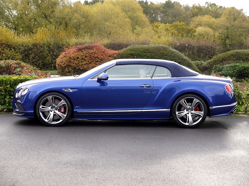 Bentley Continental GT Speed 6.0 Convertible - Large 9