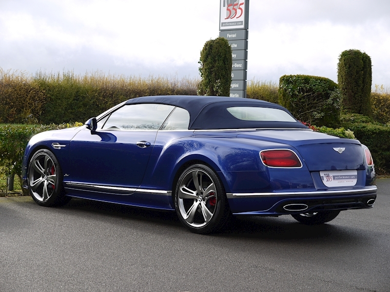 Bentley Continental GT Speed 6.0 Convertible - Large 10