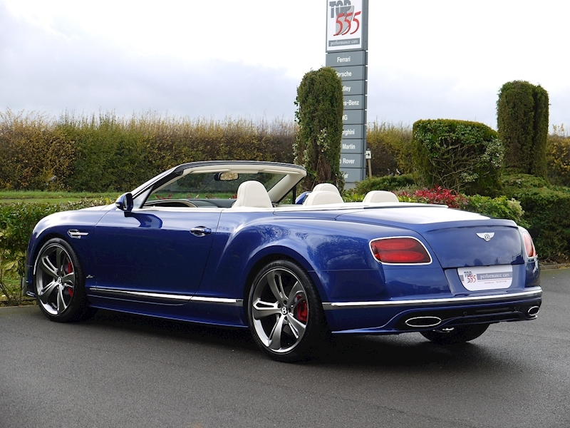 Bentley Continental GT Speed 6.0 Convertible - Large 12