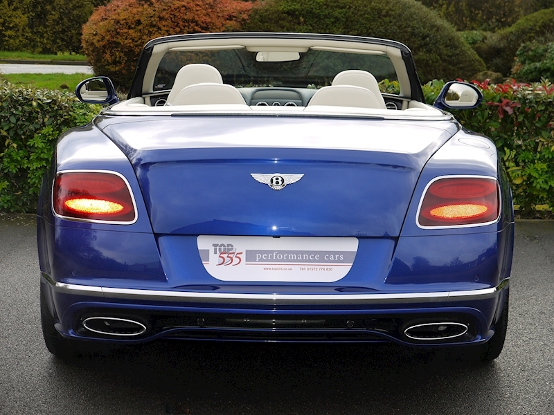 Bentley Continental GT Speed 6.0 Convertible - Large 13