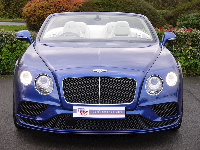 Bentley Continental GT Speed 6.0 Convertible - Large 21